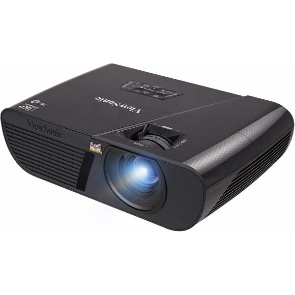 ViewSonic PJD5150 Beamer mit 3100 ANSI-Lumen und SVGA Auflösung