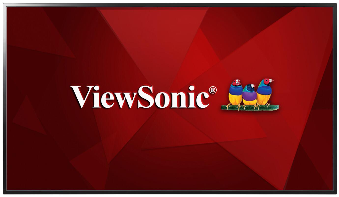 "ViewSonic CDE4302 43"" Display mit Full-HD Auflösung"