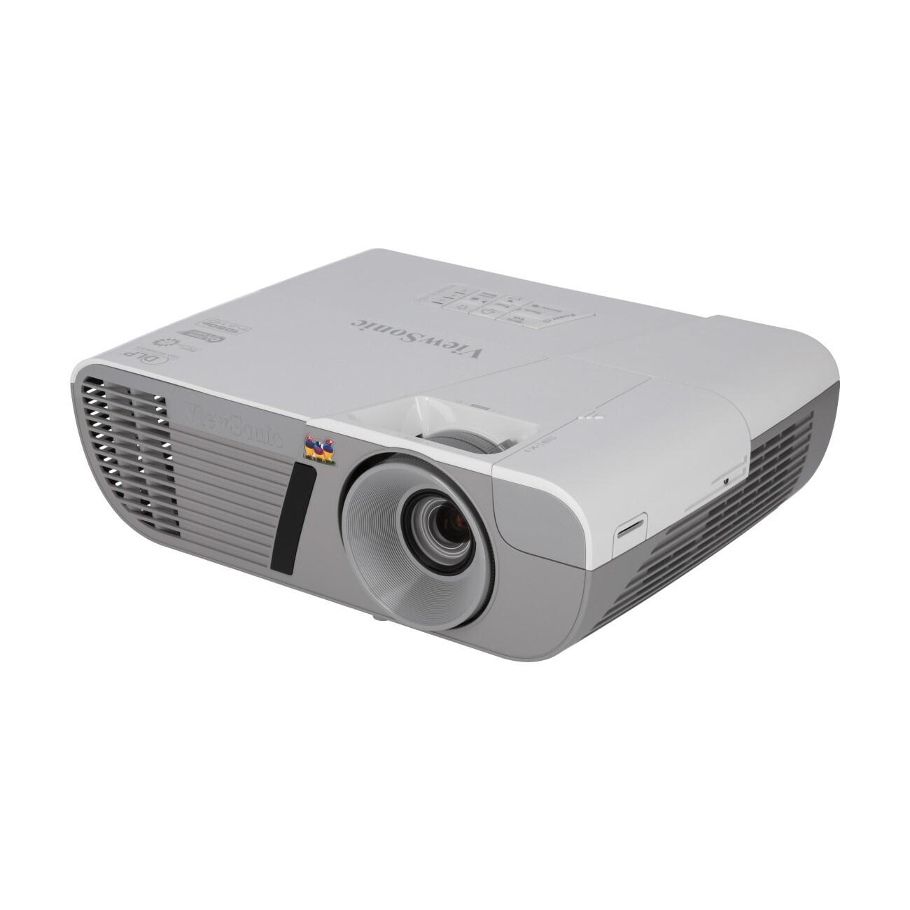 ViewSonic PJD7828HDL Heimkino Beamer mit 3200 ANSI-Lumen und Full-HD