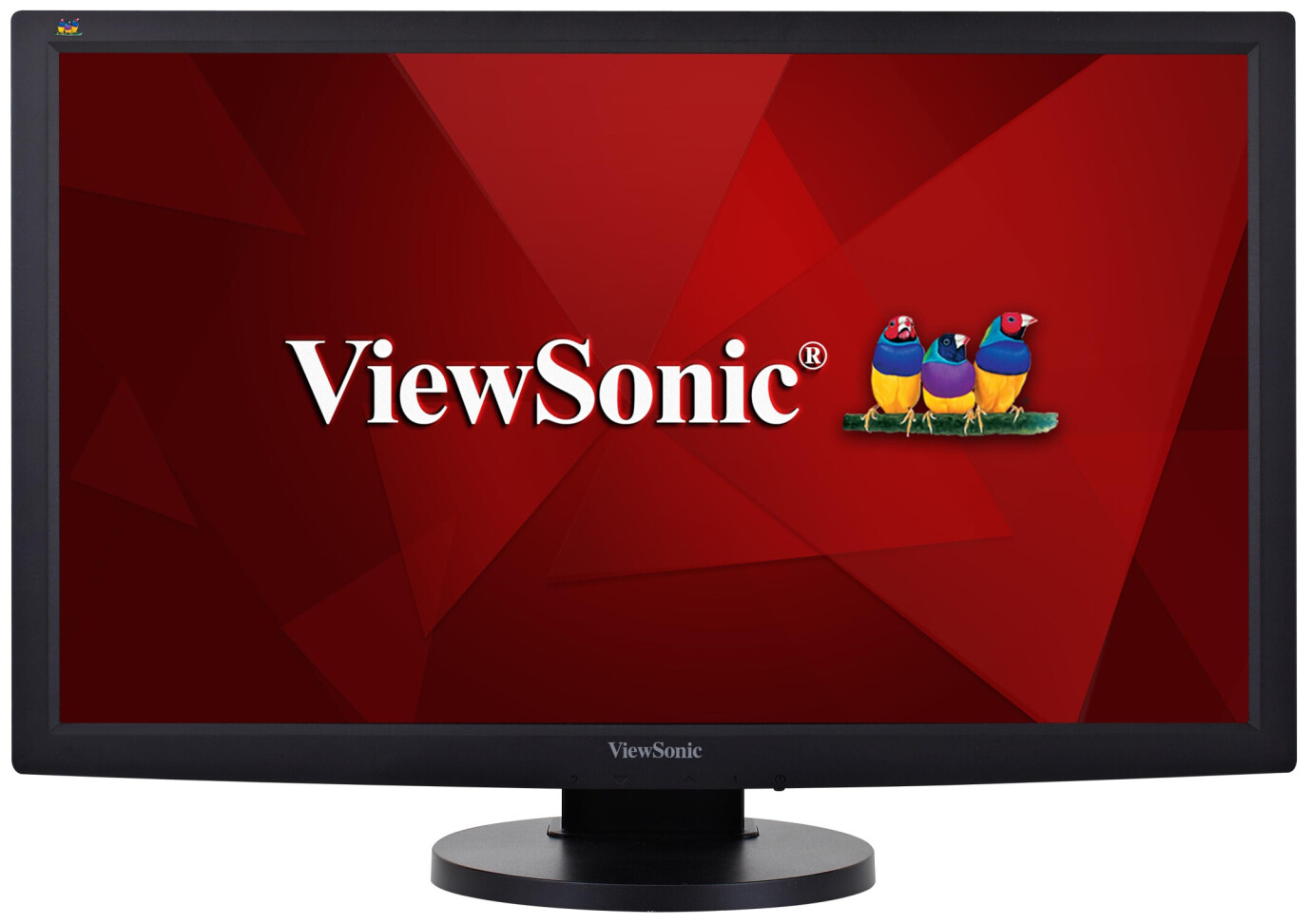 "ViewSonic VG2233-LED 22"" LCD Monitor mit Full-HD und 5ms Reaktionszeit"