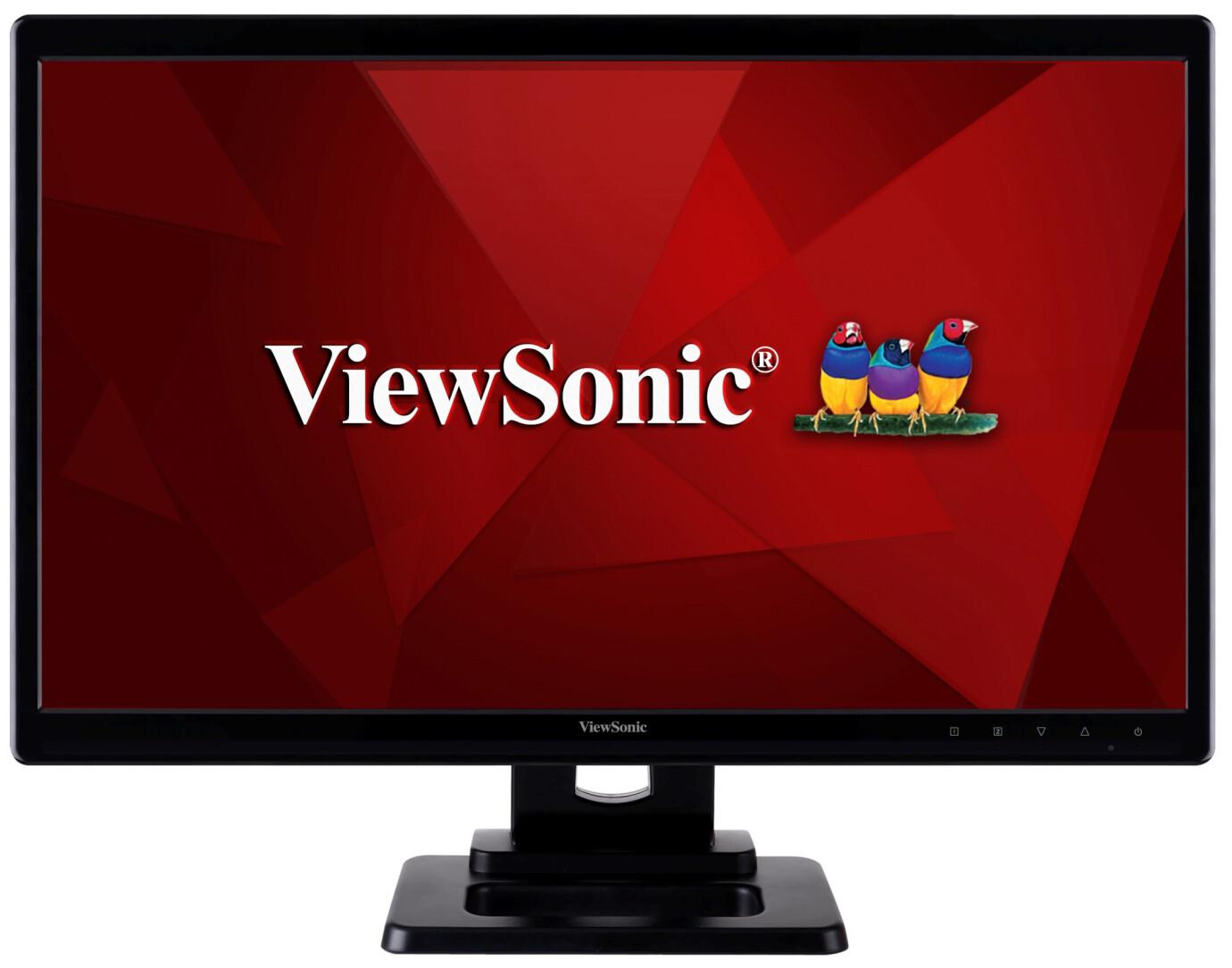 """ViewSonic TD2220-2 22"""" LCD Monitor mit Full-HD und 5ms Reaktionszeit"""