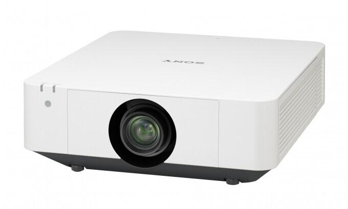 Sony VPL-FH65 Installationsbeamer mit 6000 ANSI-Lumen und WUXGA
