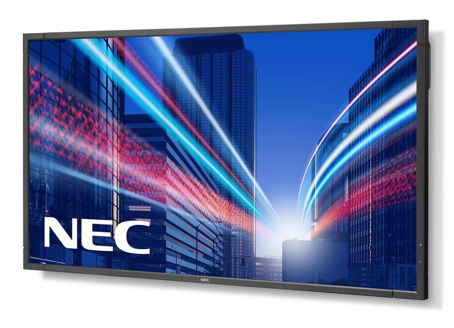 "NEC MultiSync P801 80"" Display mit Full-HD Auflösung"