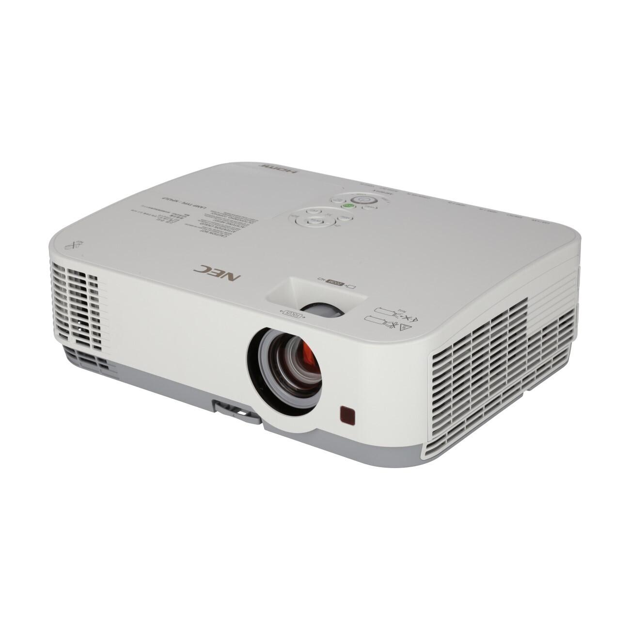 NEC ME401X Beamer mit 4000 ANSI-Lumen und XGA Auflösung