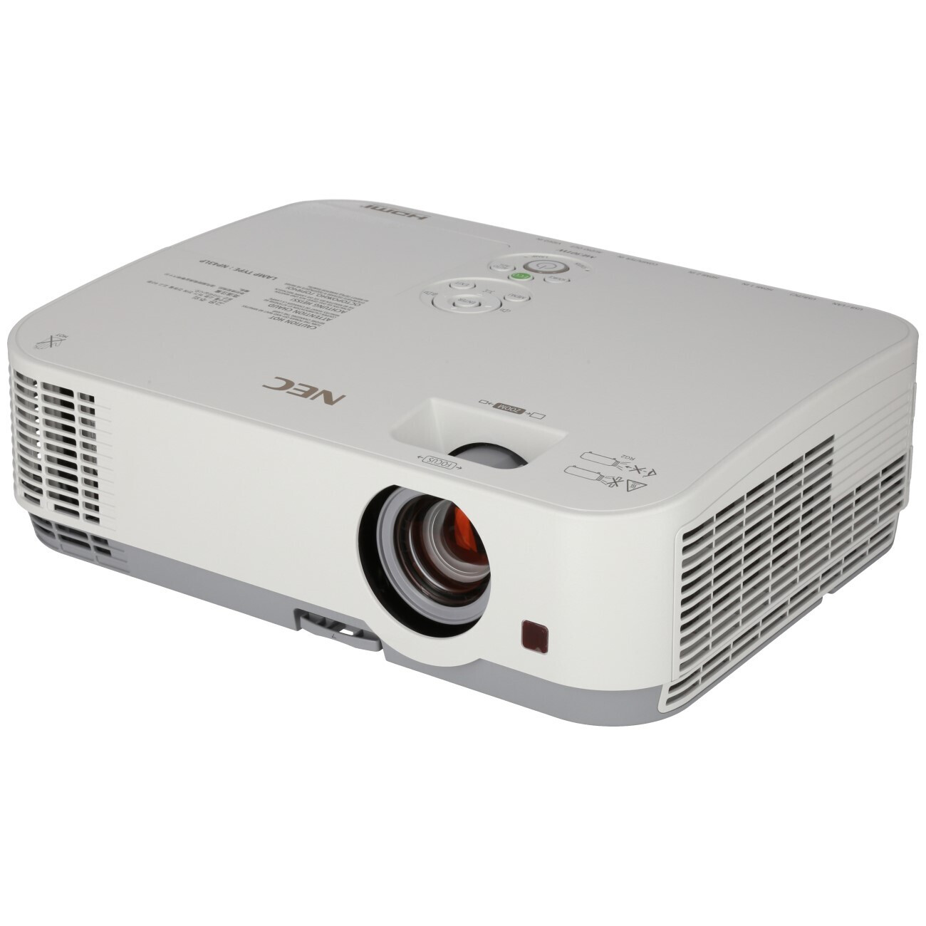 NEC ME301W Business Beamer mit 3000 ANSI-Lumen und WXGA Auflösung
