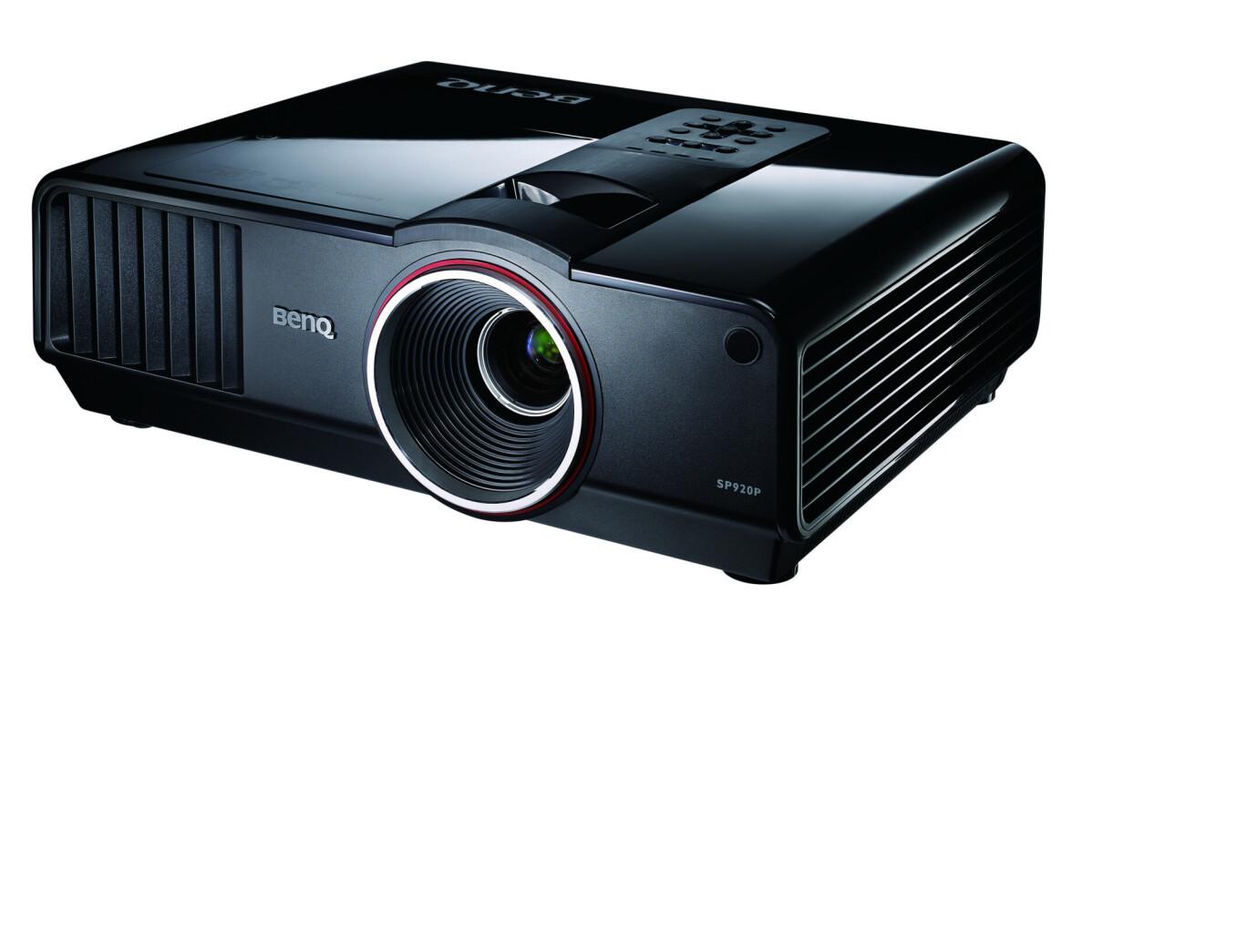 Benq SP920P Beamer mit 6000 ANSI-Lumen und XGA Auflösung
