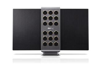 BenQ TreVolo elektrostatischer Bluetooth-Lautsprecher schwarz