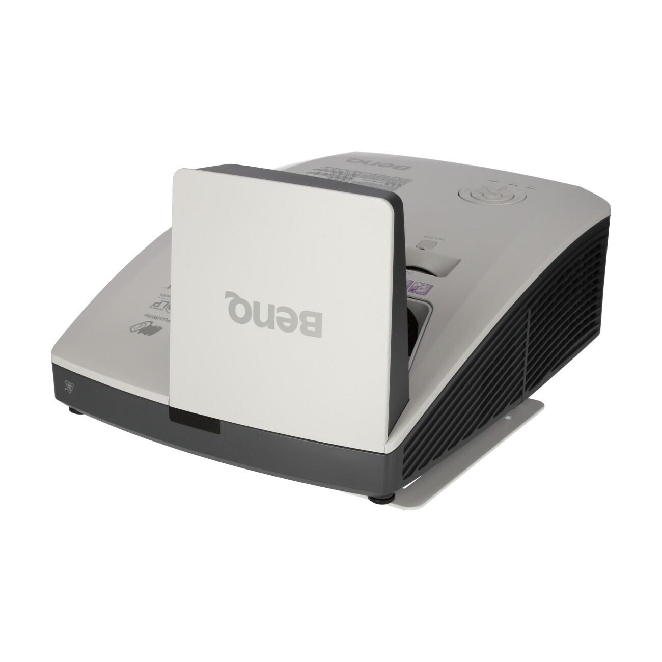BenQ MX854UST Kurzdistanzbeamer mit 3500 ANSI-Lumen und XGA Auflösung
