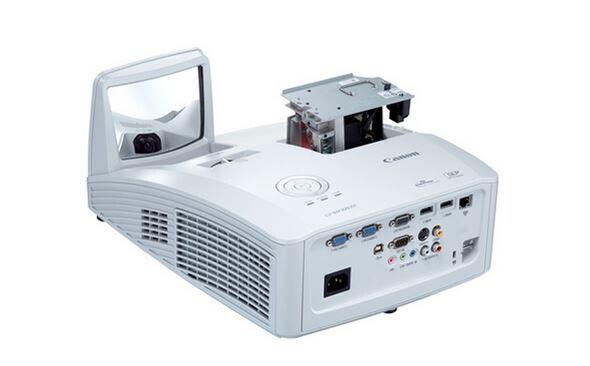 Canon LV-WX300USTi Kurzdistanzbeamer mit 3000 ANSI-Lumen und WXGA