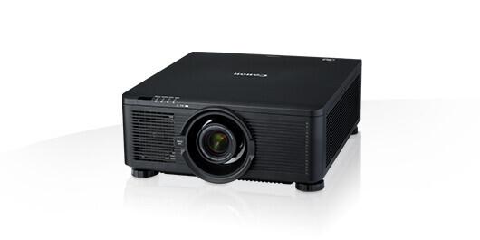 Canon LX-MU600Z Installationsbeamer mit 6800 ANSI-Lumen und WUXGA