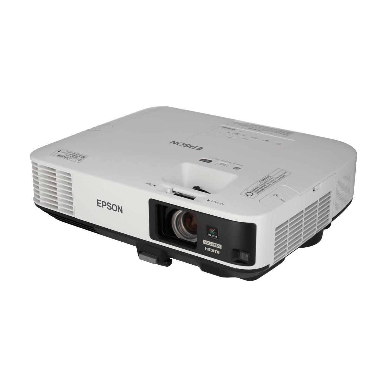Epson EB-2265U Business Beamer mit 5500 ANSI-Lumen und WUXGA Auflösung