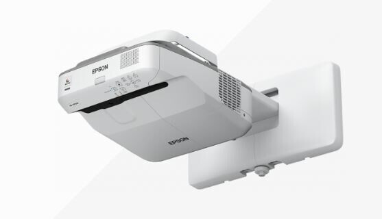 Epson EB-685WS Kurzdistanzbeamer mit 3500 ANSI-Lumen und WXGA