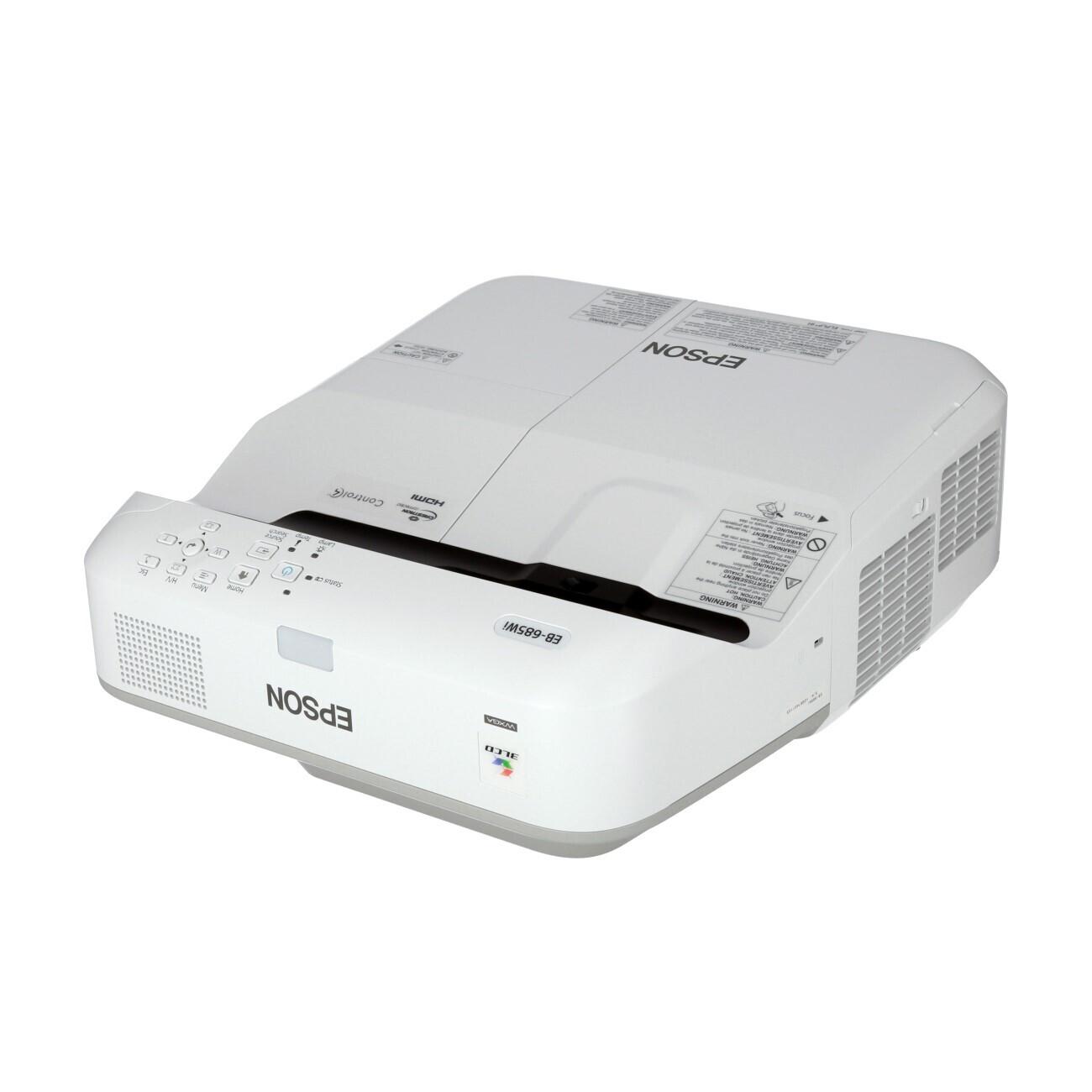 Epson EB-685Wi Kurzdistanzbeamer mit 3500 ANSI-Lumen und WXGA