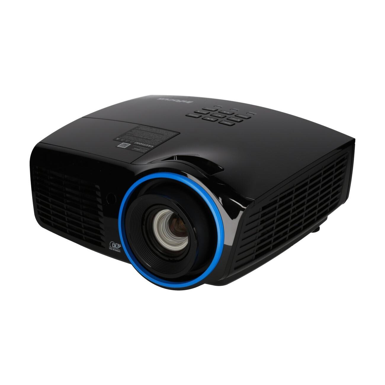 InFocus IN3138HDa Business Beamer mit 4000 ANSI-Lumen und Full-HD