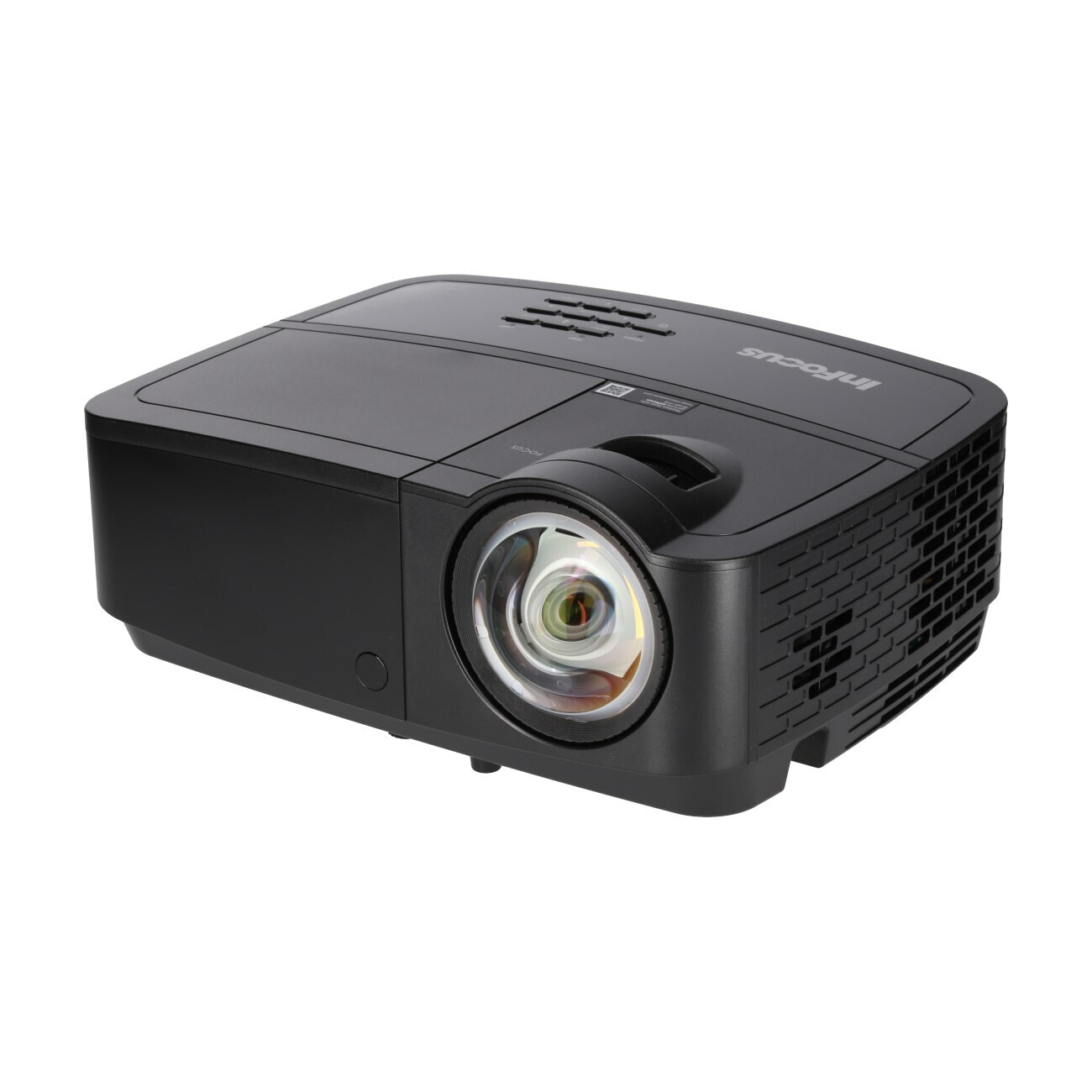 InFocus IN128HDSTx Kurzdistanzbeamer mit 3500 ANSI-Lumen und Full-HD