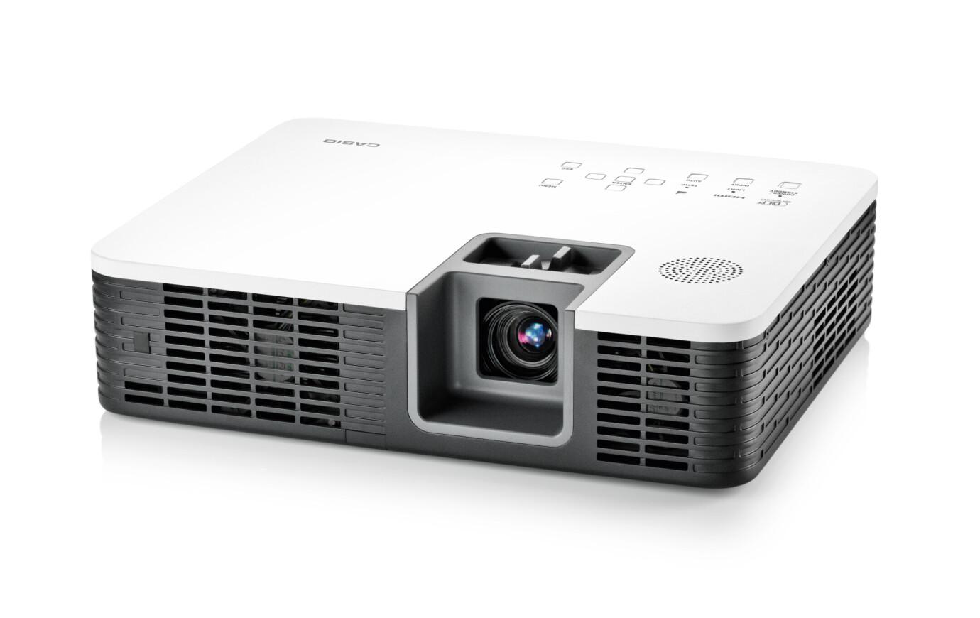 Casio XJ-H1700 Beamer mit 4000 ANSI-Lumen und XGA Auflösung