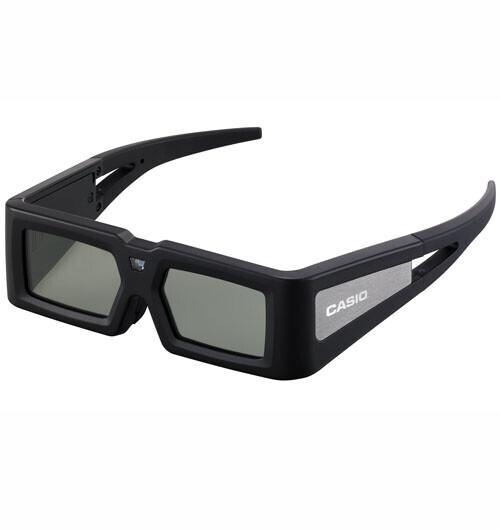 Casio 3D Shutterbrille YA-G30