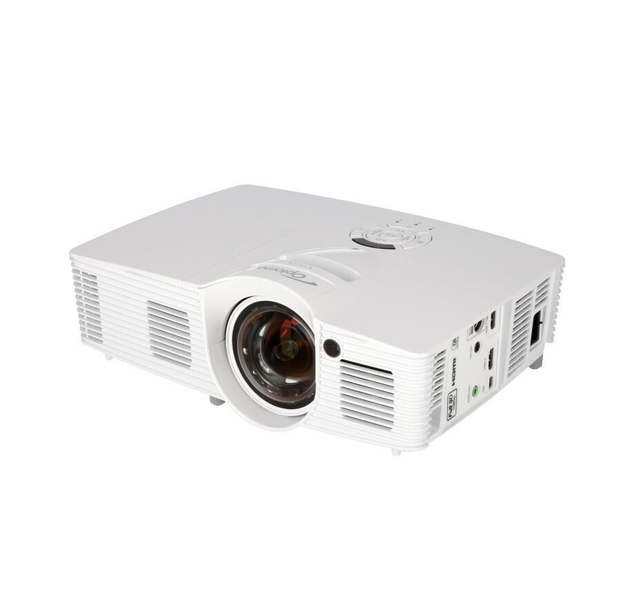 Optoma EH200ST Kurzdistanzbeamer mit 2800 ANSI-Lumen und Full-HD