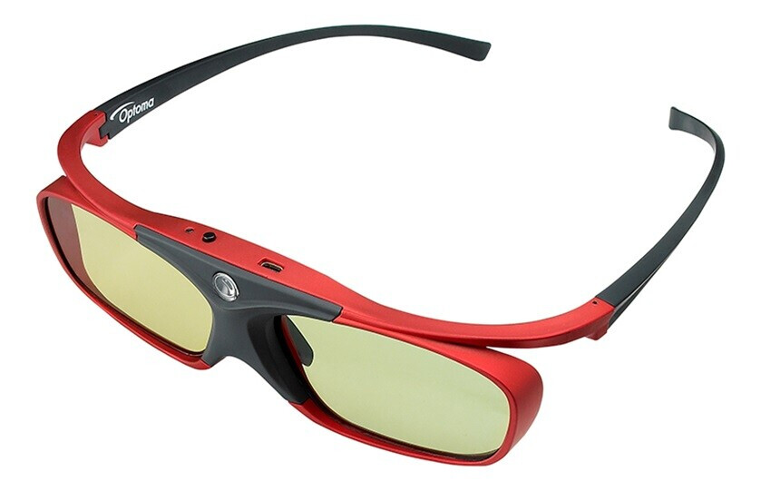 Optoma ZD302 3D Brille