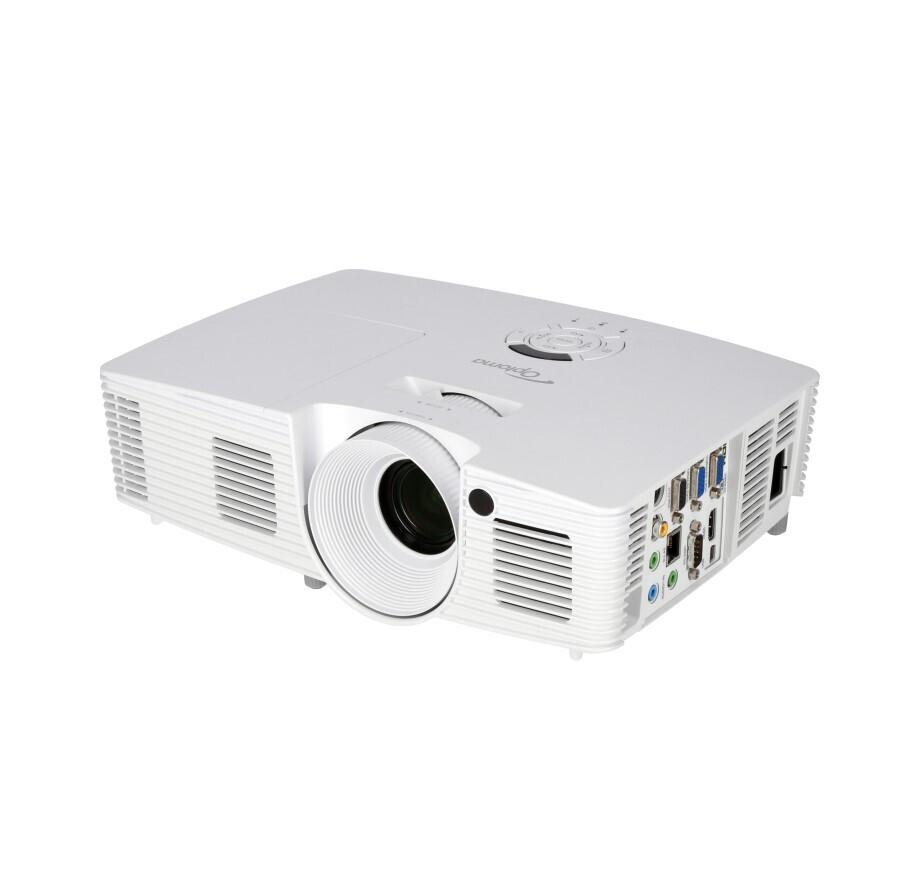 Optoma W402 Business Beamer mit 4500 ANSI-Lumen und WXGA Auflösung