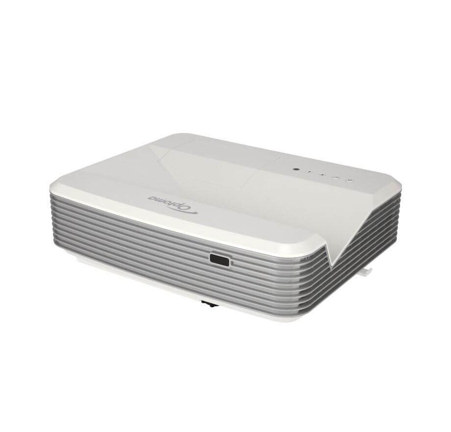 Optoma EH320UST Kurzdistanzbeamer mit 4000 ANSI-Lumen und Full-HD