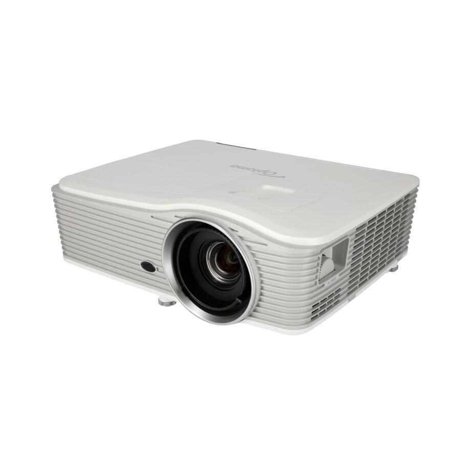 Optoma W515 Business Beamer mit 6000 ANSI-Lumen und WXGA Auflösung