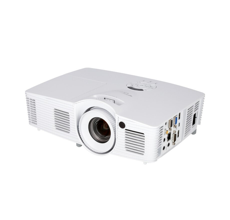 Optoma X416 Beamer mit 4300 ANSI-Lumen und XGA Auflösung
