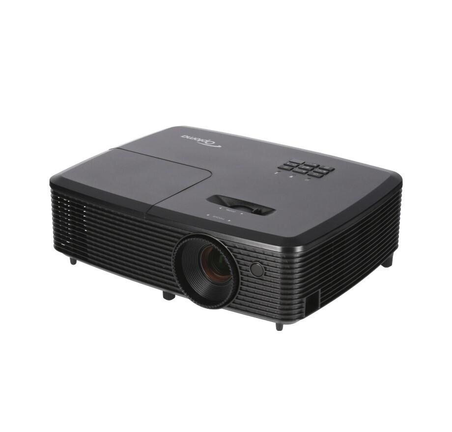 Optoma W340 Business Beamer mit 3400 ANSI-Lumen und WXGA Auflösung