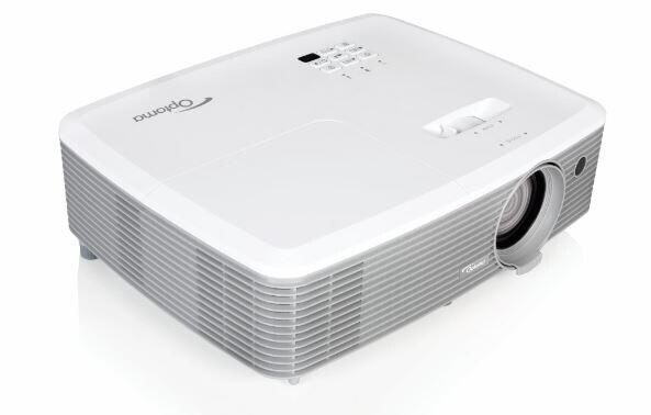 Optoma X344 Beamer mit 3000 ANSI-Lumen und XGA Auflösung
