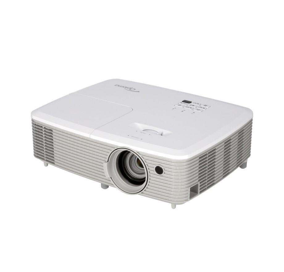 Optoma W355 Business Beamer mit 3600 ANSI-Lumen und WXGA Auflösung