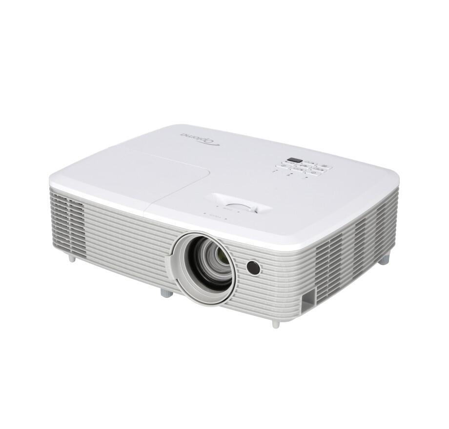 Optoma EH345 Heimkino Beamer mit 3200 ANSI-Lumen und Full-HD Auflösung