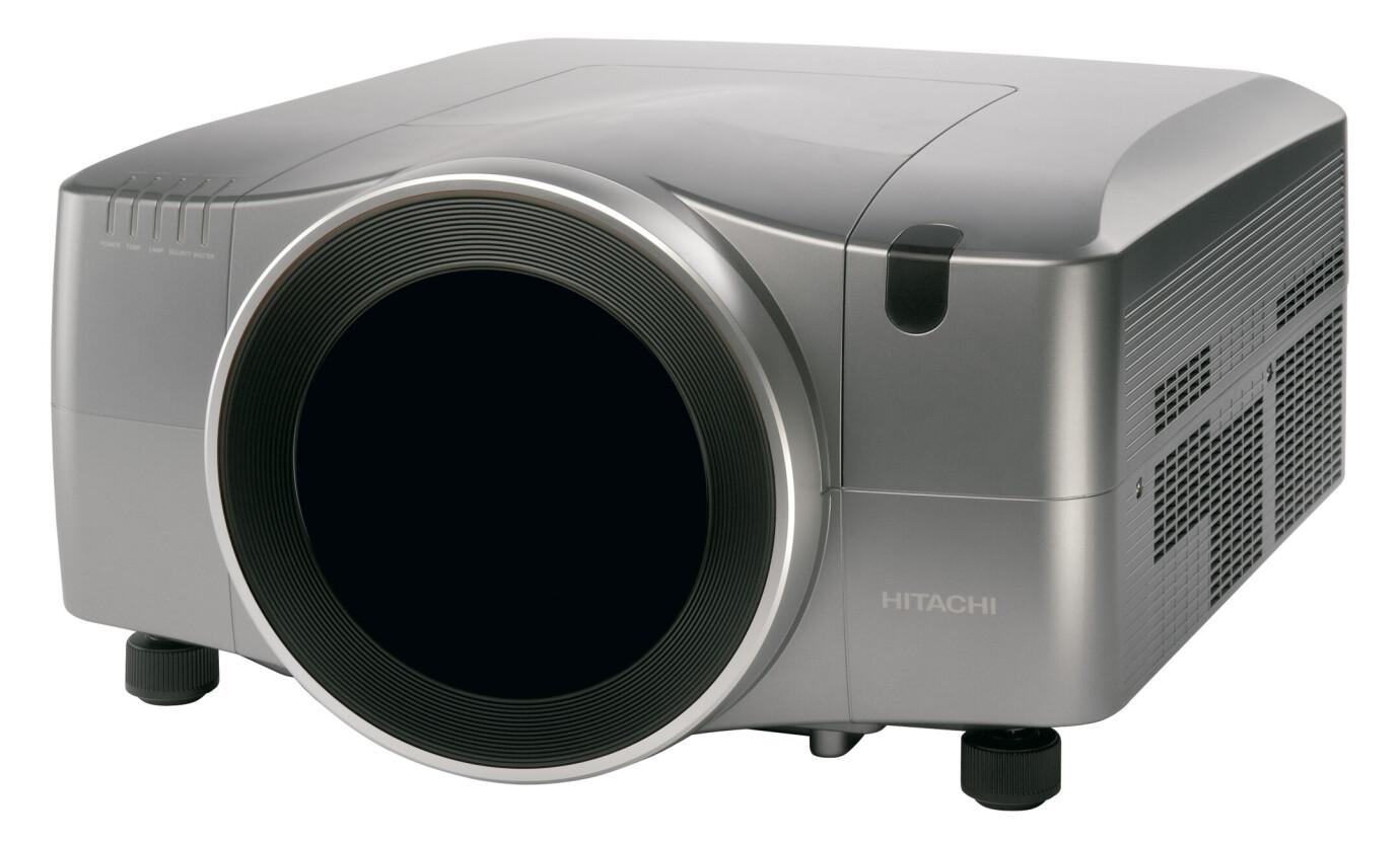 Hitachi CP-SX12000 -ohne Objektiv- Beamer, 7000 ANSI-Lumen, SXGA+