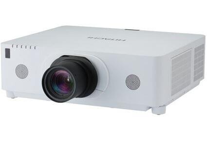 Hitachi CP-WX8750 (inkl. Objektiv) Beamer, 7500 ANSI-Lumen, WXGA