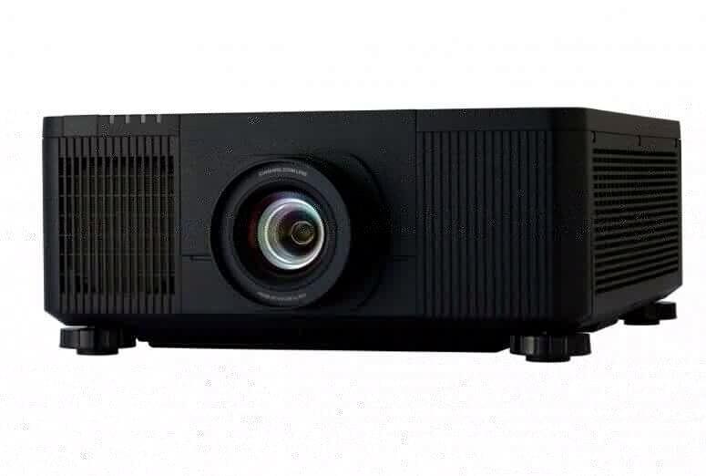 Hitachi LP-WU9750B (mit Optik) Beamer, 8000 ANSI-Lumen, WUXGA