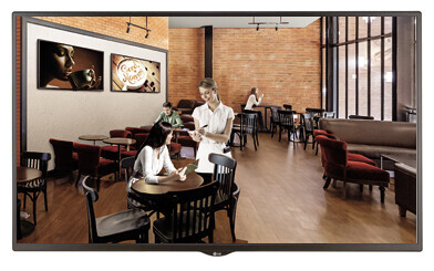 """LG 49SE3B-B 49"""" Display mit Full-HD Auflösung"""