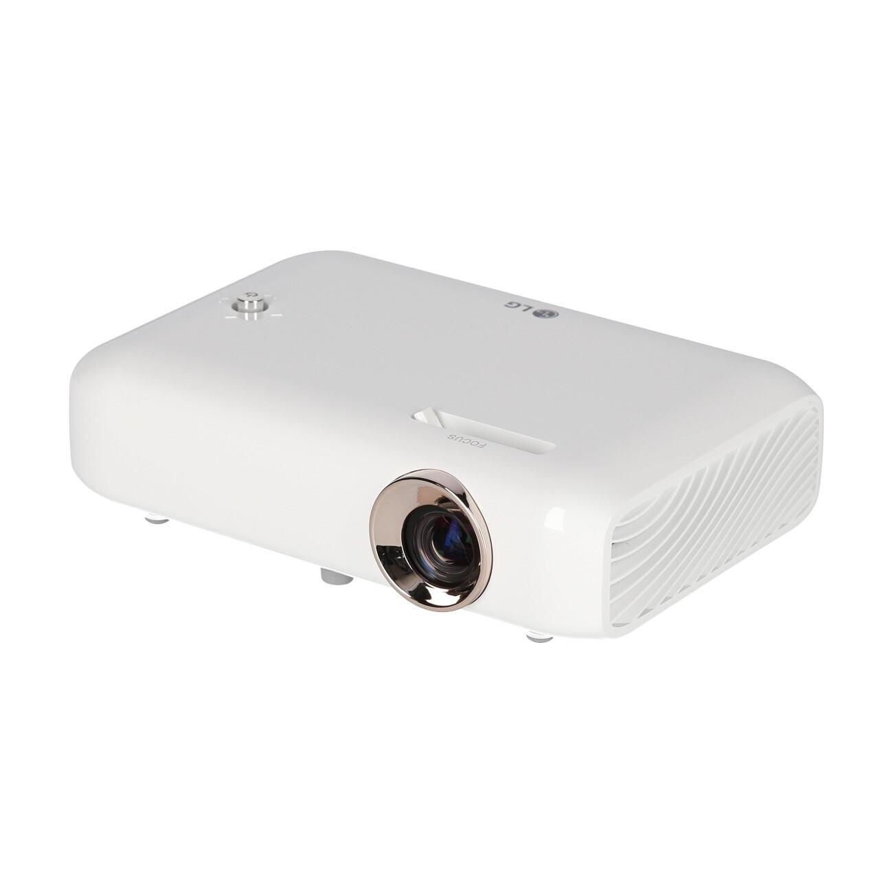 LG PH550 Mini Beamer mit 550 ANSI-Lumen und HD-ready Auflösung