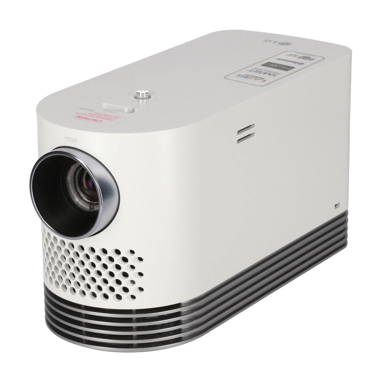 LG HF80JG Mini Beamer mit 2000 ANSI-Lumen und Full-HD Auflösung