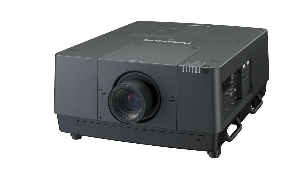 Panasonic PT-EX16KE (ohne Objektiv) Beamer, 16000 ANSI-Lumen, XGA