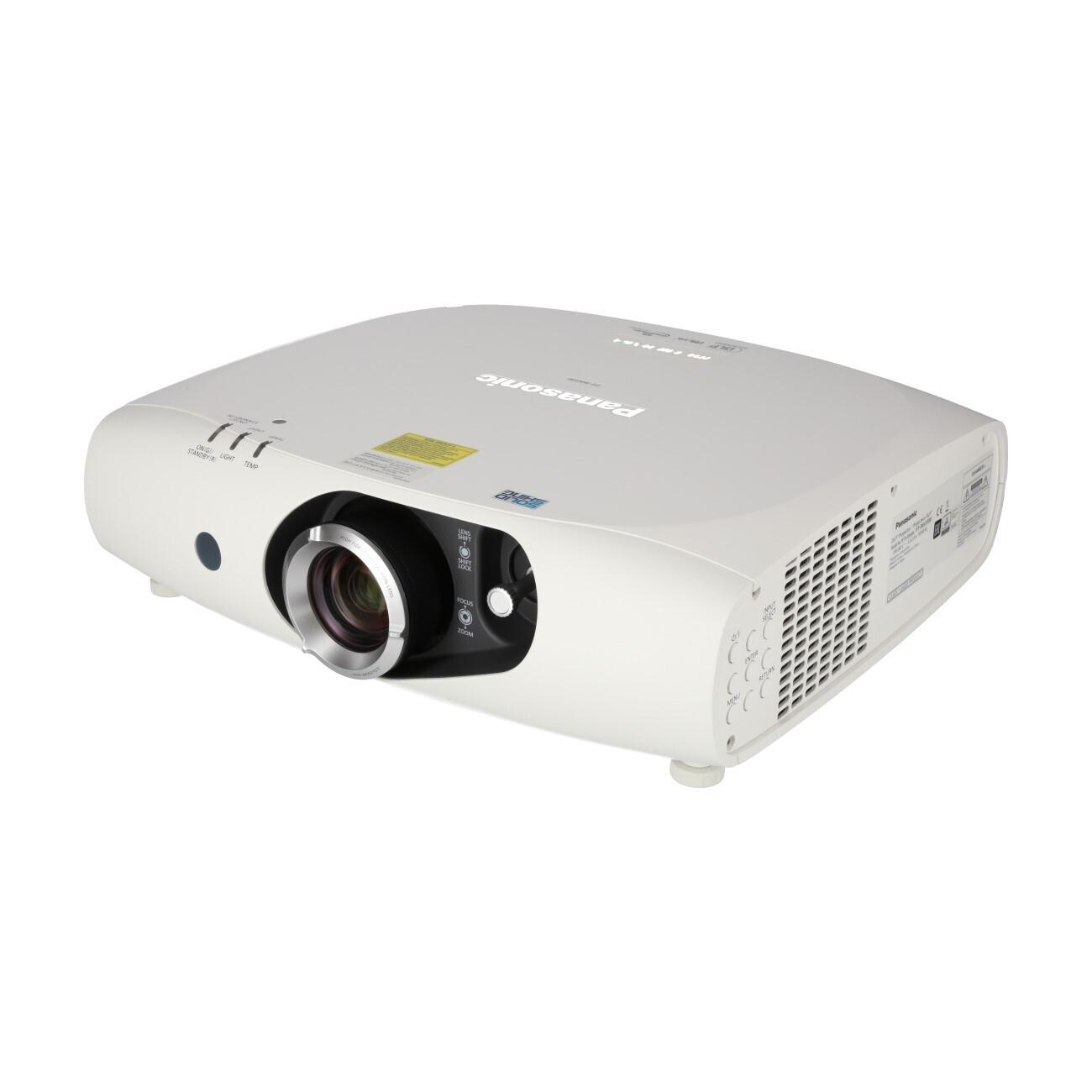 Panasonic PT-RW330E Business Beamer mit 3500 ANSI-Lumen und WXGA