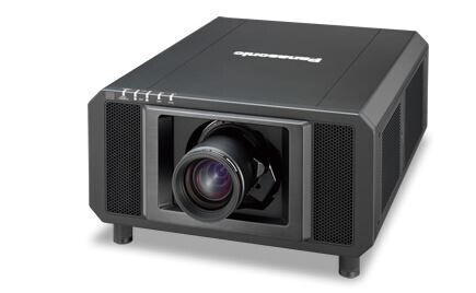 Panasonic PT-RS11K (ohne Objektiv) Beamer, 12000 ANSI-Lumen, SXGA+