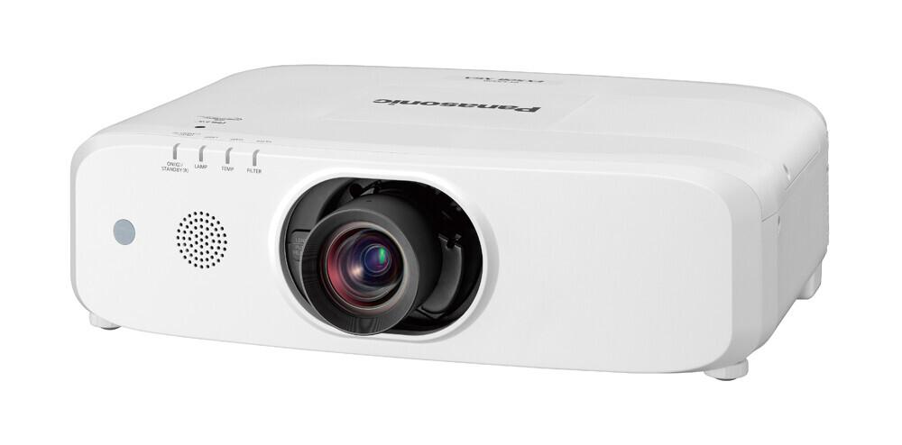 Panasonic PT-EX520E (inkl. Objektiv) Beamer, 5300 ANSI-Lumen, XGA