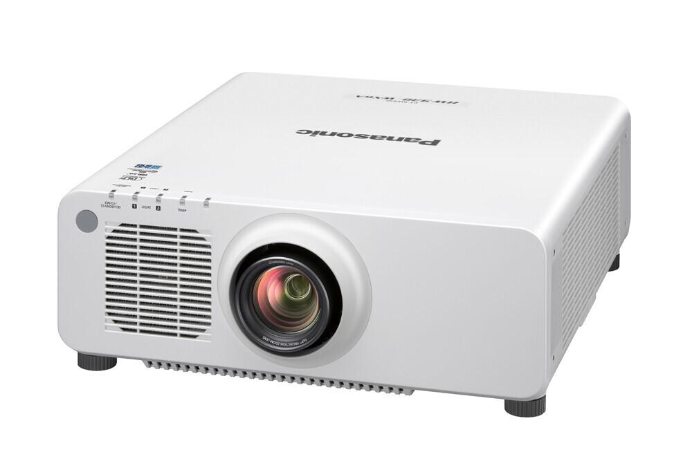 Panasonic PT-RW930WE (weiß, +Objektiv) Beamer, 10000 ANSI-Lumen, WXGA