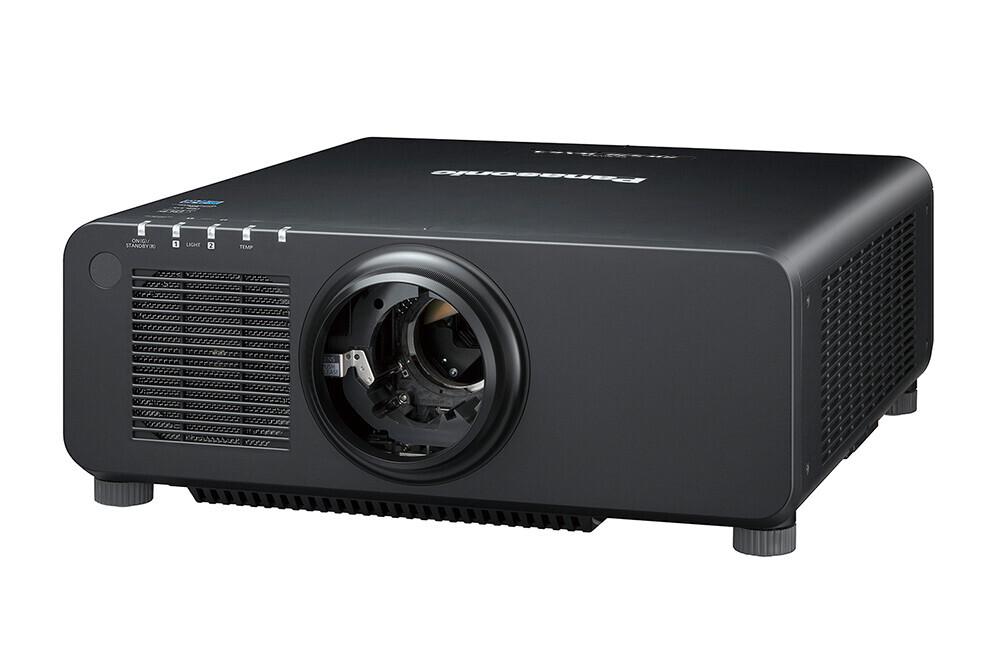 Panasonic PT-RW730LBE (schwarz, ohne Objektiv) Beamer, 7200 ANSI-Lumen