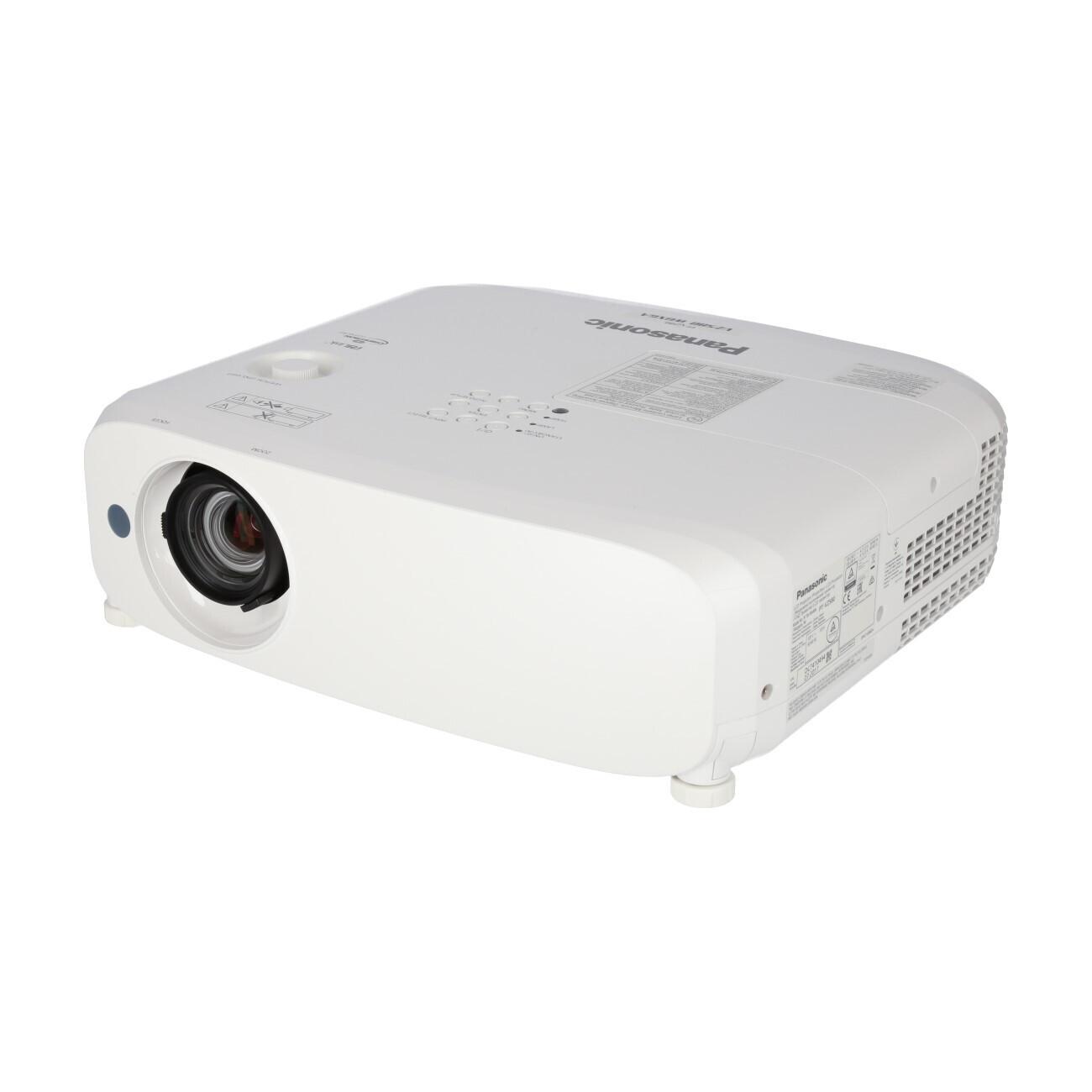 Panasonic PT-VZ580 Business Beamer mit 5000 ANSI-Lumen und WUXGA