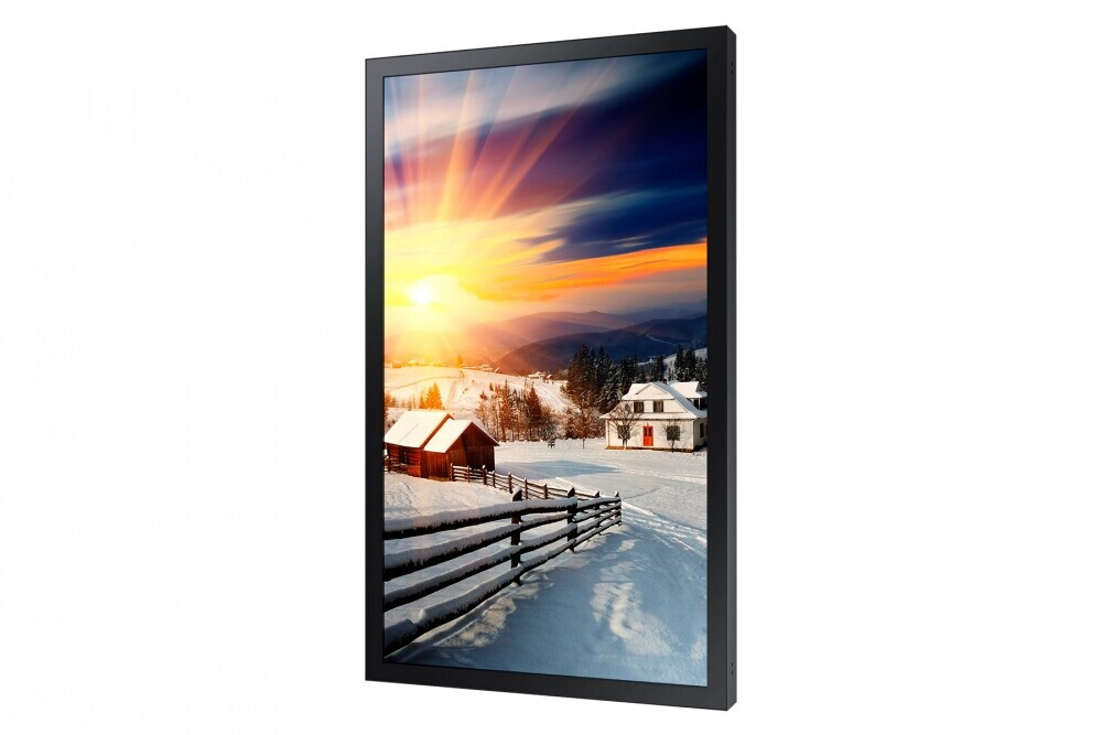 "Samsung Smart Signage Display OH85F 85"" Display mit 4K Auflösung"