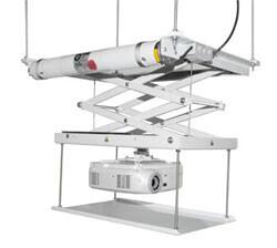 PeTa Deckenlift Flach Größe S, bis 20kg, Hub 30cm