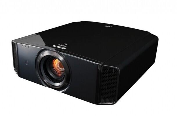 JVC DLA-X5000B 3D Heimkino Beamer mit 1700 ANSI-Lumen und 3840x2160