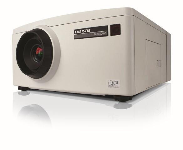 Christie DHD600-G (ohne Objektiv) Beamer, 6200 ANSI-Lumen, Full-HD