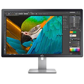 """Dell UP3216Q 32"""" Monitor mit 4K und 6ms Reaktionszeit"""