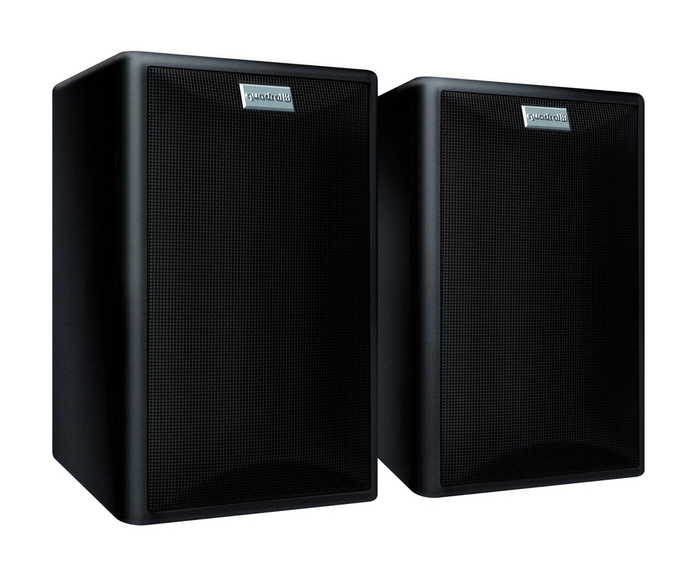 quadral Maxi 440 schwarz (Paar)
